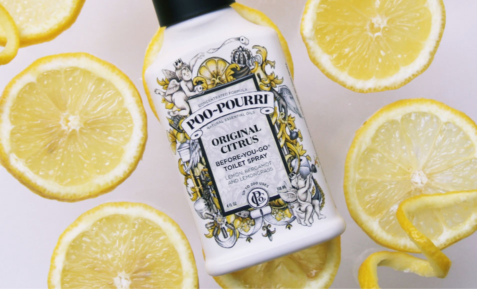 Original citrus poo-pourri