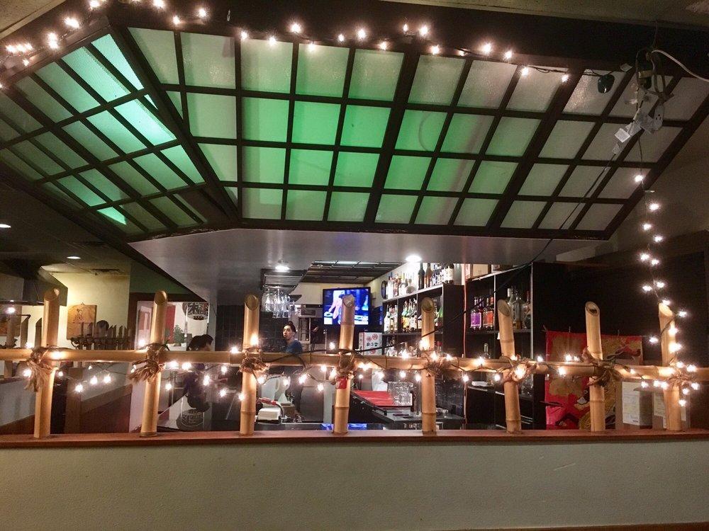 Tokyo Kitchen Bar Area